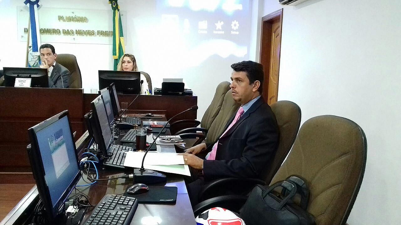 Primeira Comissão suspende Álvaro Miranda por invasão
