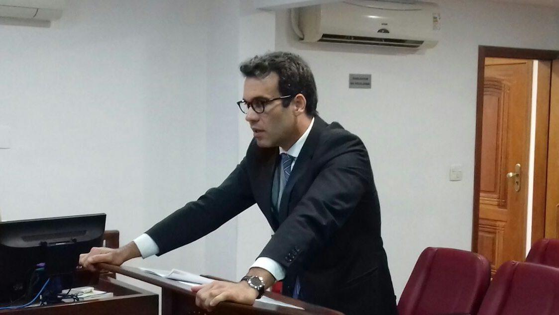 Pará recebe pena mínima e Rodrigo Caetano é suspenso por 30 dias