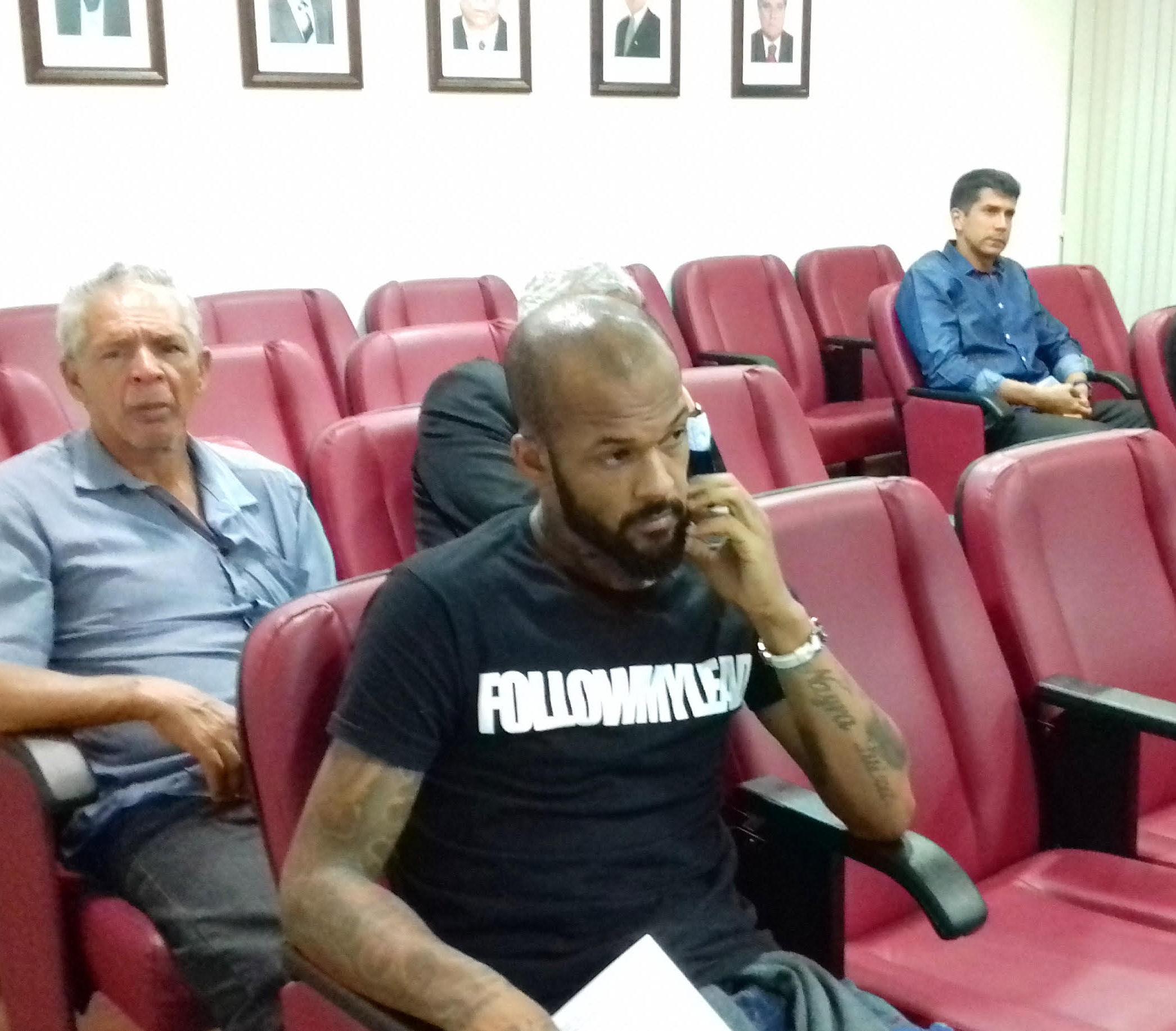 Bruno Silva é punido em três jogos e Marcelo pega uma partida
