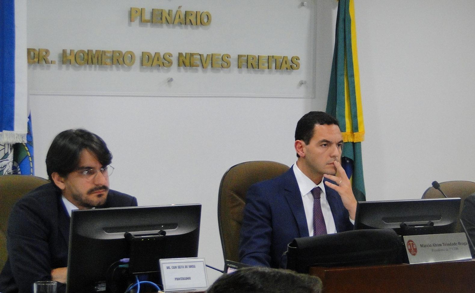 Atrasos e expulsões pautam julgamento de Sampaio Corrêa e São Gonçalo