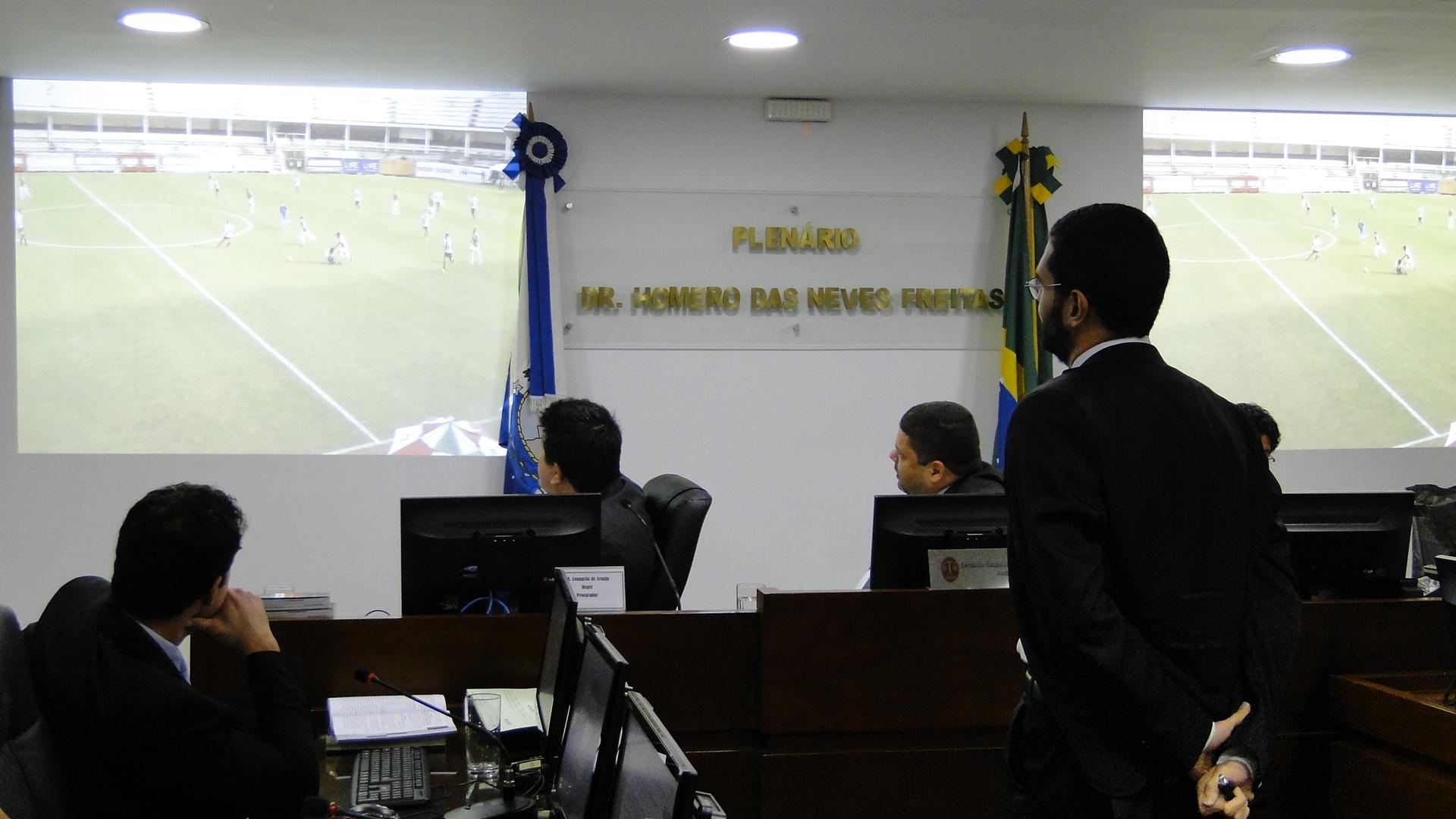 Segunda Comissão Disciplinar julga oito processos