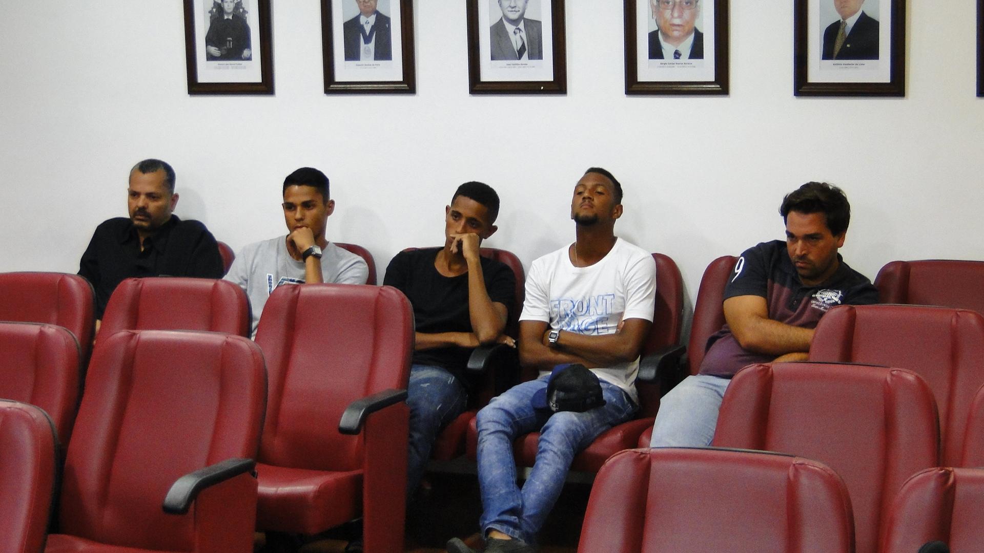 Confusão generalizada no Sub-20 tem nove punidos