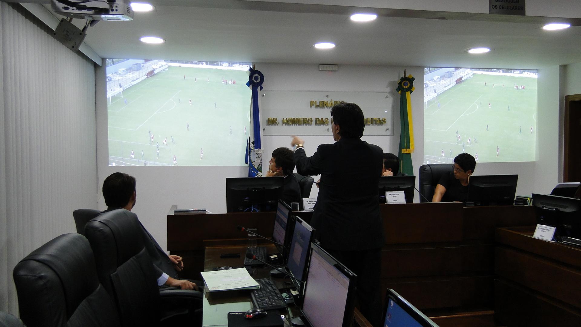 Sub-20 pauta julgamento da Terceira Comissão Disciplinar