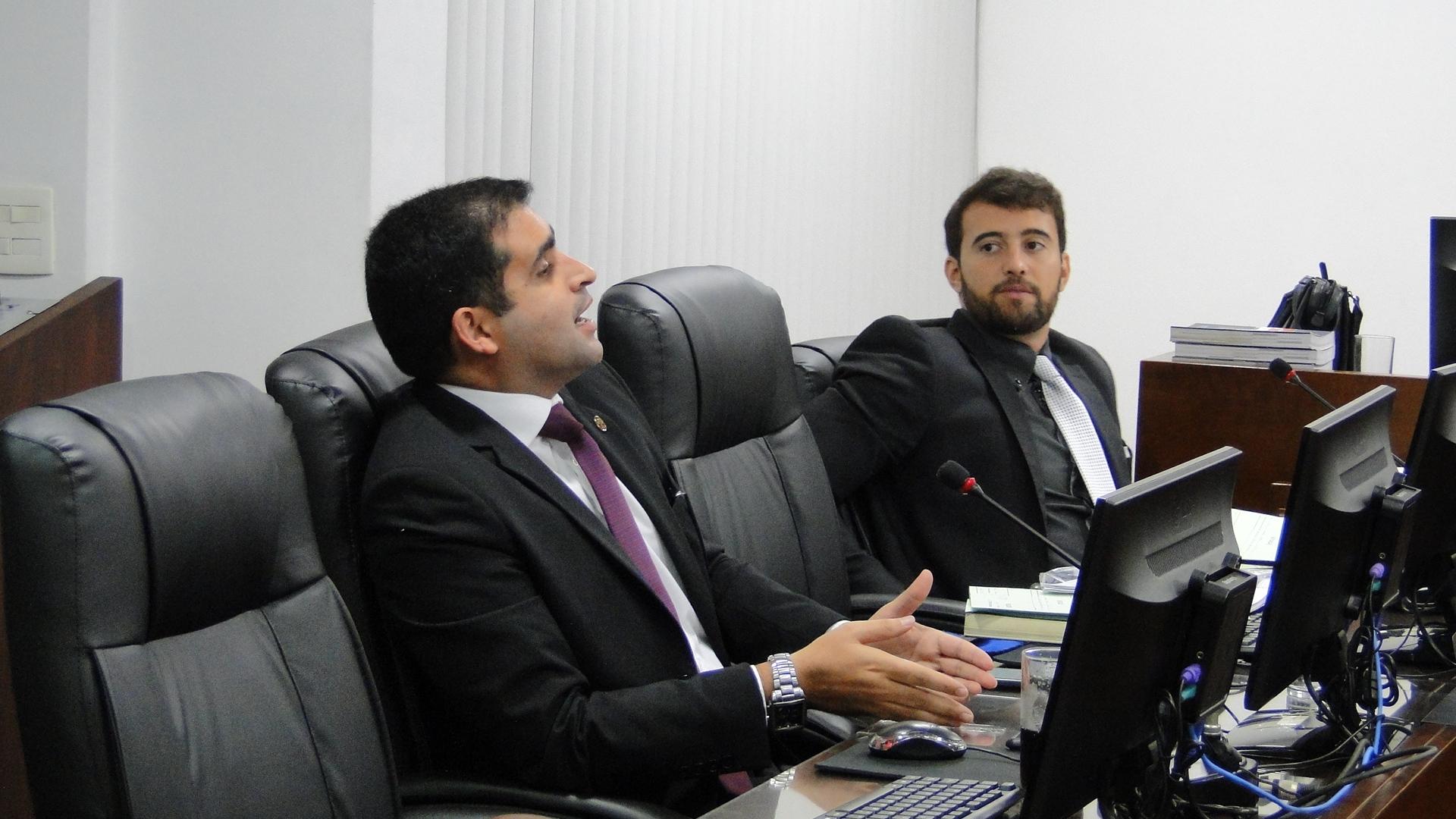 Amador da Capital pauta julgamento da Segunda Comissão