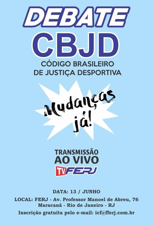 """Debate CBJD – """"Mudanças Já"""""""
