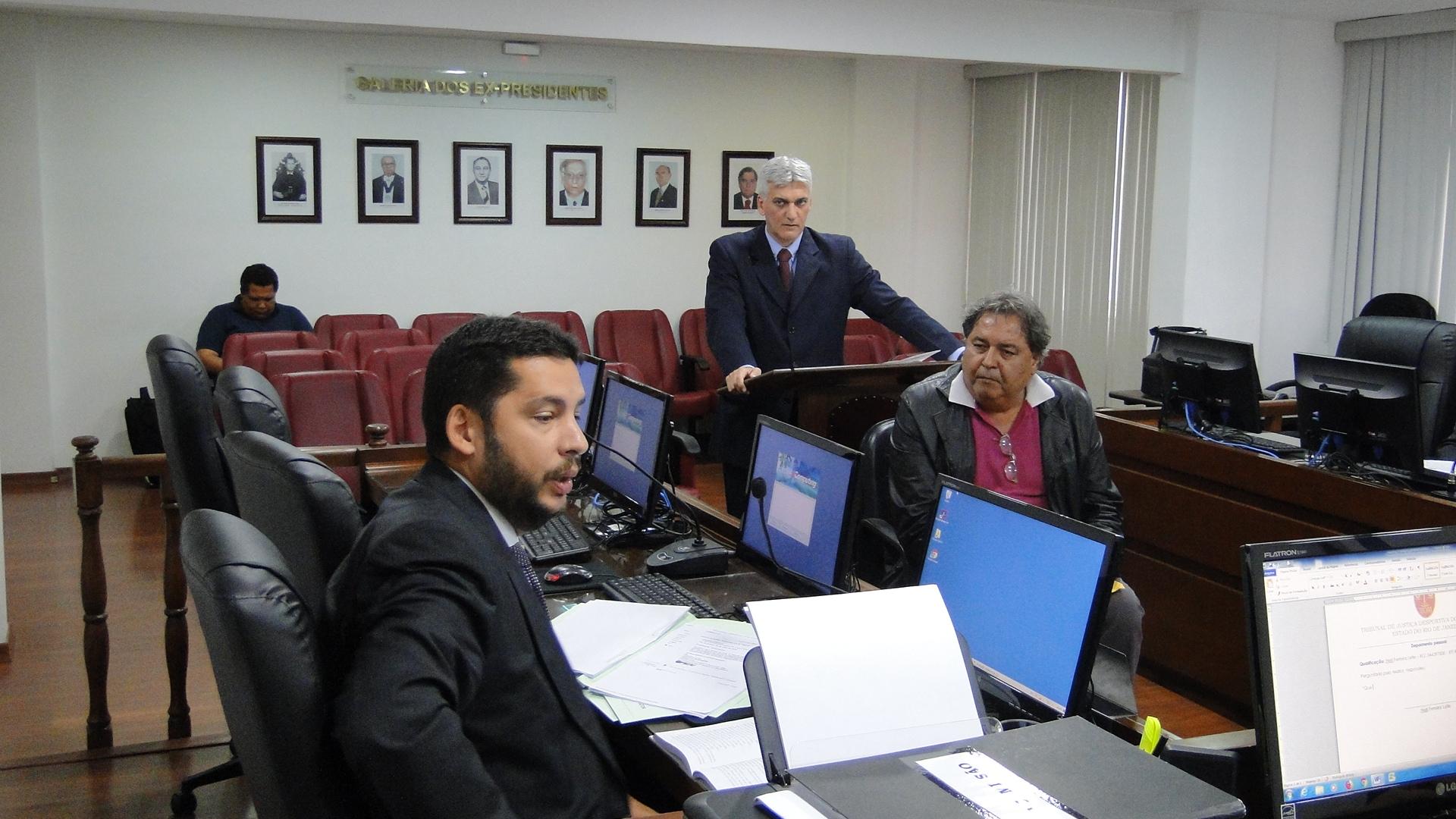 Comissão julga W.O. na Série B2