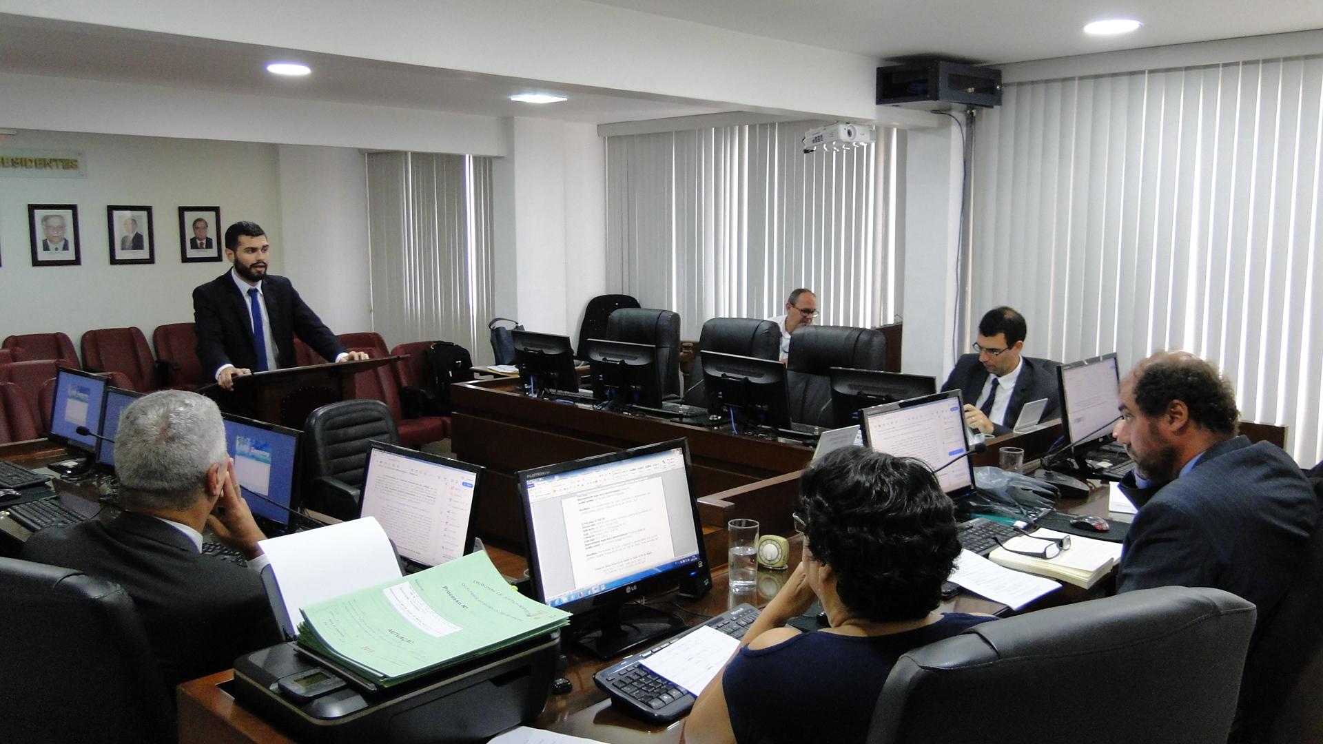 Decisões da Sétima Comissão Disciplinar