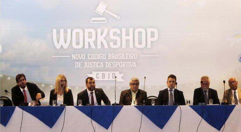 Novo Código Brasileiro de Justiça Desportiva