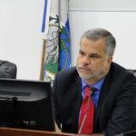 Cláudio Luiz Barbosa Neves, presidente da Quinta Comissão Disciplinar