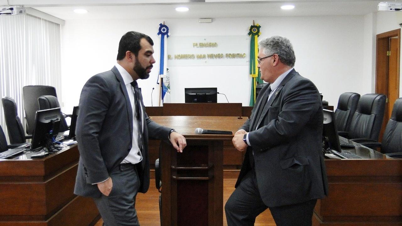Presidente do Tribunal do Amazonas conhece TJD-RJ