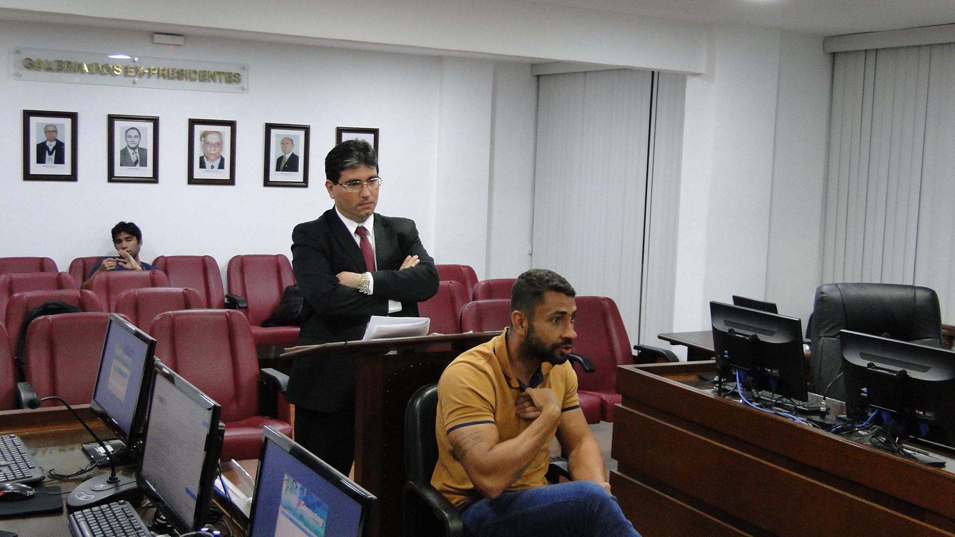 Auxiliar técnico do Flamengo é absolvido com pedido da Procuradoria