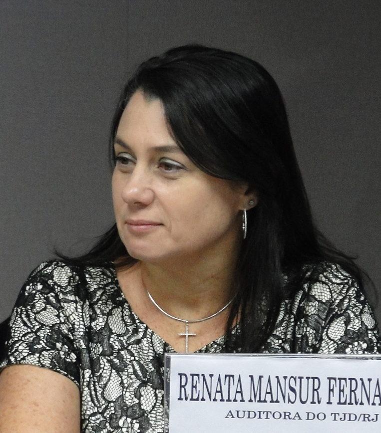 DRA. RENATA MANSUR FERNANDES BACELAR