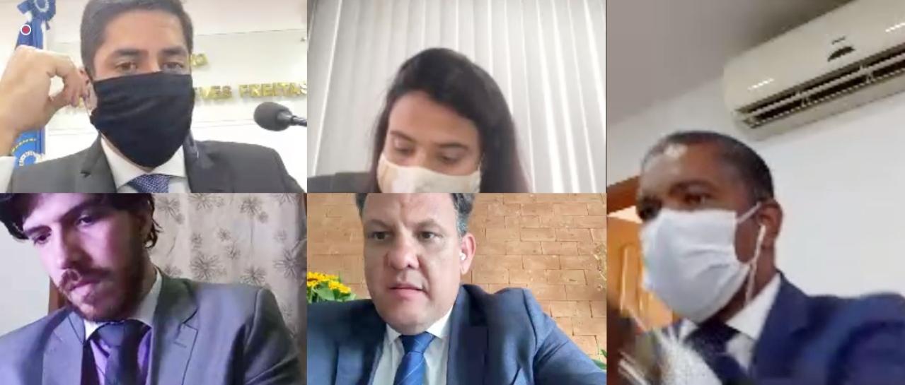Presidente, diretor, membros da comissão técnica e CEO do Serra Macaense são suspensos